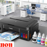 Printer, Scanner, Copier Canon PIXMA G2000 All-in-One Printer