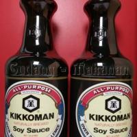 Kikkoman Soy Sauce 1.6 Liter