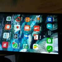 Hp Asus Zenfone second