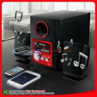 Arisa Speaker Aktif 21 Bluetooth Radio SA-4041