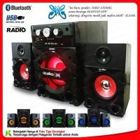 Niko Atomic Speaker Aktif 21 Bluetooth Radio