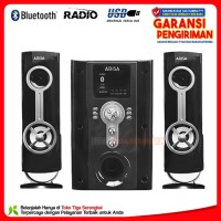 Arisa Speaker Aktif 21 Bluetooth Radio SA-6061