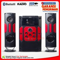 Arisa Speaker Aktif 21 Bluetooth Radio SA-6062