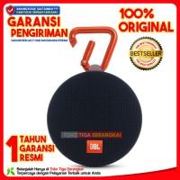 JBL Clip 2 Portable Speaker Bluetooth Waterproof - Hitam