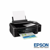 Epson Printer All in One L405 Wifi Hitam