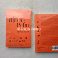 The Tipping Point - Cover Baru by Malcolm Gladwell