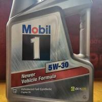 Oli Mobil 1 SAE 5W30 API SN galon 4 liter