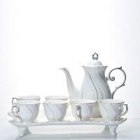 Teaset Keramik Capodimonte
