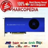 VGA Card AMD Radeon Pro WX9100 16GB 2048bit Workstation Rendering