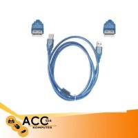 KABEL USB MALE TO MALE 1,5M