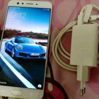 Oppo F3 Plus second Mulus ( Hp + Charger original VOOC )