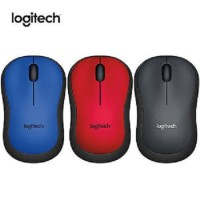 Mouse Wireless Logitech M221 Silent Wireless Mouse Black