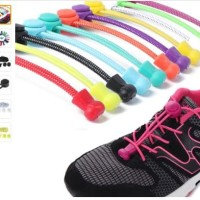 Stretching Lock lace Of Locking Shoe Laces Elastic Sneaker Running