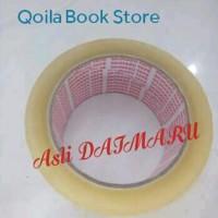 Lakban Daimaru Besar Original