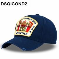Topi Import 39 - DSQICOND2 Maple Leaf Cotton Baseball Caps Surat DSQ K