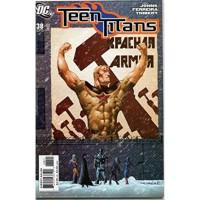 Teen TItans #38-41 ~ Komik DC Comic Book
