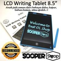 LCD Drawing Writing Board Tablet 8.5 Inch - Papan Tulis Gambar Hapus