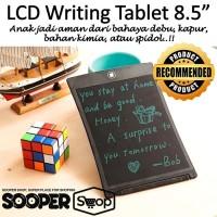 LCD Drawing Writing Board Tablet 8.5 Inch - Papan Tulis Gambar Digital