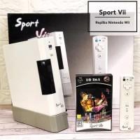 Jual CUCI GUDANG!! SALE!! Nintendo VII GAME SPORT / REPLIKA NINTENDO WII Murah