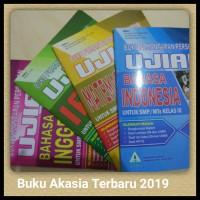 Buku Pemantapan Persiapan Ujian Nasional SMP penerbit Akasia