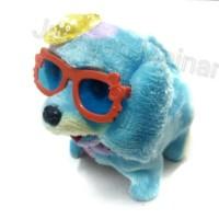 Mainan Anjing Lucu Fashinable GukGukGuk dan bisa jalan