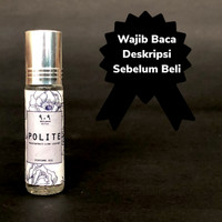 Polite Perfume Oil | Parfum Original Pria | Pheromone Killer