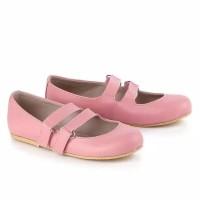 Sepatu Teplek Anak Perempuan Pink ICY 476