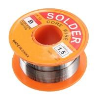 Jual Kawat Solder Timah Solder 63 37 50g 1 5mm Dengan 2 Flux