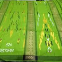 Sarung sutra asli tenun RAJA MUSTAMIN 420 EXCLUSIVE SGE TAMER BHS SGF