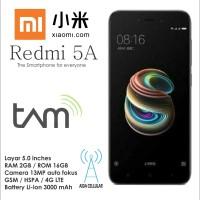 HP MURAH XIAOMI REDMI 5A RAM 2 GB/16 GB GARANSI RESMI TAM
