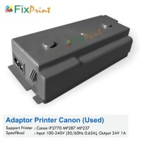 New Power Supply Adaptor Printer Canon ip2770 2770 MP287 MP258