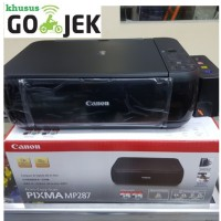 Printer Canon Pixma MP287 / MP 287 infus Multi Function All in One