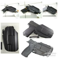 GLS pro-fit emerson universal holster. Hicapa,glock,usp,1911