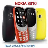 Nokia 3310 Dual Sim Card New Baru Fullset Oc