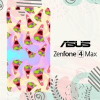 Casing Asus Zenfone 4 Max Custom HP Patrick Swag Pattern L0643
