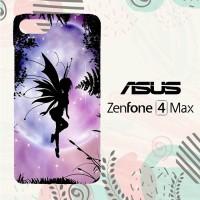 Casing Asus Zenfone 4 Max Custom HP Moon Fairy Angel L1593