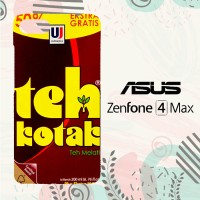 Casing Asus Zenfone 4 Max Custom HP Teh Kotak Wallpaper LI0127