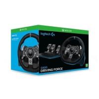 f579811e43d WHEELS GAME Logitech G920 Driving Force Steering Wheel For XB1 & PC
