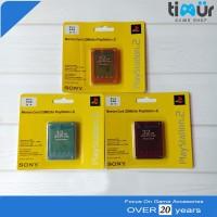 Memory Card MC PS2 32MB Transparan Lampu