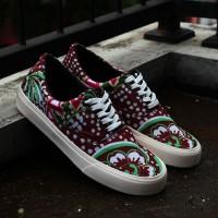 Sepatu Vans Motif Batik