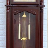 Lemari Jam Hias Jam grandfather clock Import Model 6906