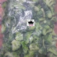 Brokoli Segar Tanpa Batang @1Kg - Siapp di masakk!!!