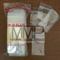 Plastik Klip Ukuran 3x5 cm TEBAL isi 100 pcs