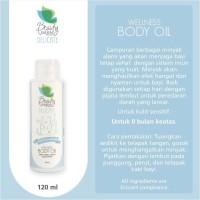 Jual Beauty Barn Wellness Body Oil - 120 ml Berkualitas Murah