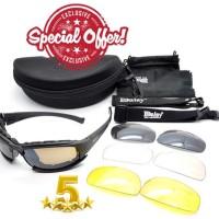 Kacamata Daisy X7 Airsoft Sepeda