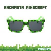 Kacamata Minecraft / Sunglasses / kaca mata anak