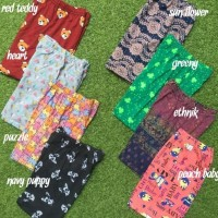 Best Seller Celana Pendek Santai Anak Laki-Laki / Perempuan