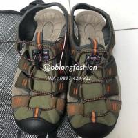 Sandal Sepatu Gunung Eiger Caracalla - Olive