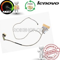 murah Kabel Flexible LCD Laptop LENOVO G490 G490A G490AH G400 G405