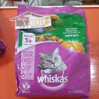 Whiskas Adult Tuna 480gr / makanan kucing Catfood